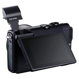 Canon EOS M100 Mirrorless Digital Camera Body - Black Thumbnail Image 7